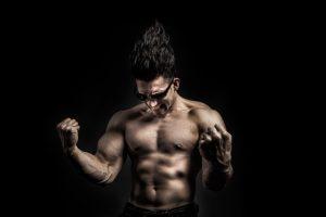 スーパー筋肉